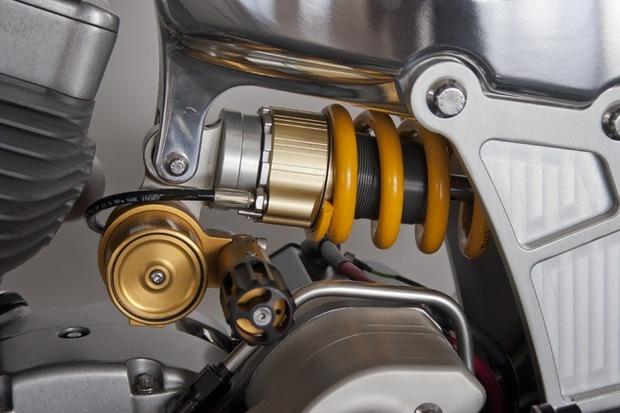Киану Ривз основал компанию по производству кастомных мотоциклов на базе Harley-Davidson. Изображение № 10.