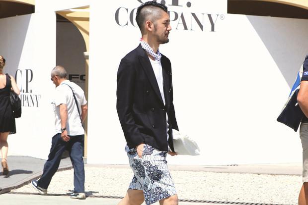 Детали: Репортаж с выставки мужской одежды Pitti Uomo. День заключительный. Изображение № 6.