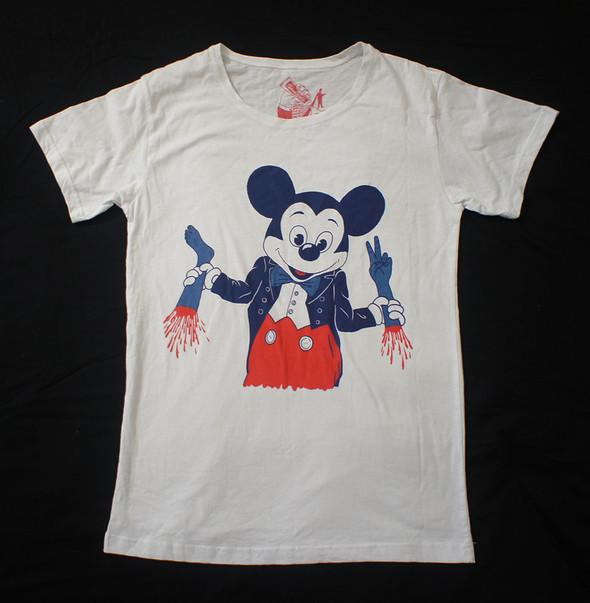 Коллекция футболок участника группы Narkotiki. Изображение № 10.