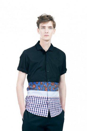 Дизайнер Раф Симонс и марка Fred Perry представили совместную коллекцию одежды. Изображение № 2.