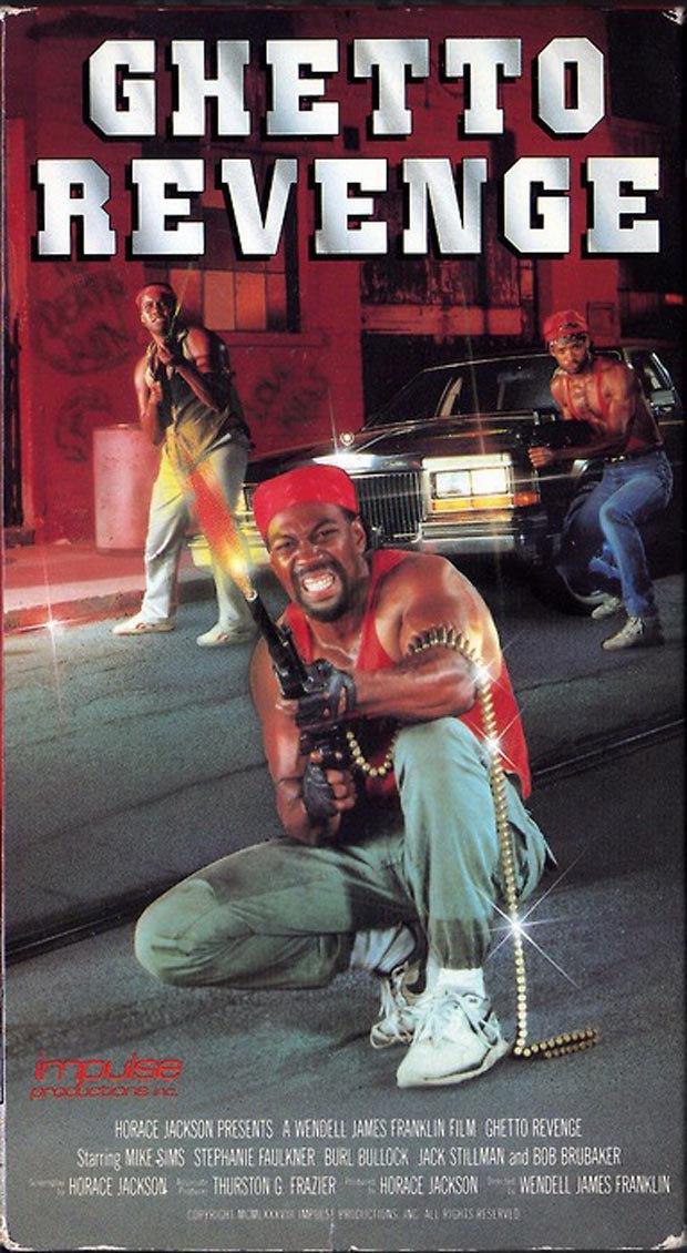 VHS Cover Junkie: Tumblr-блог коллекционера обложек видеокассет . Изображение № 7.