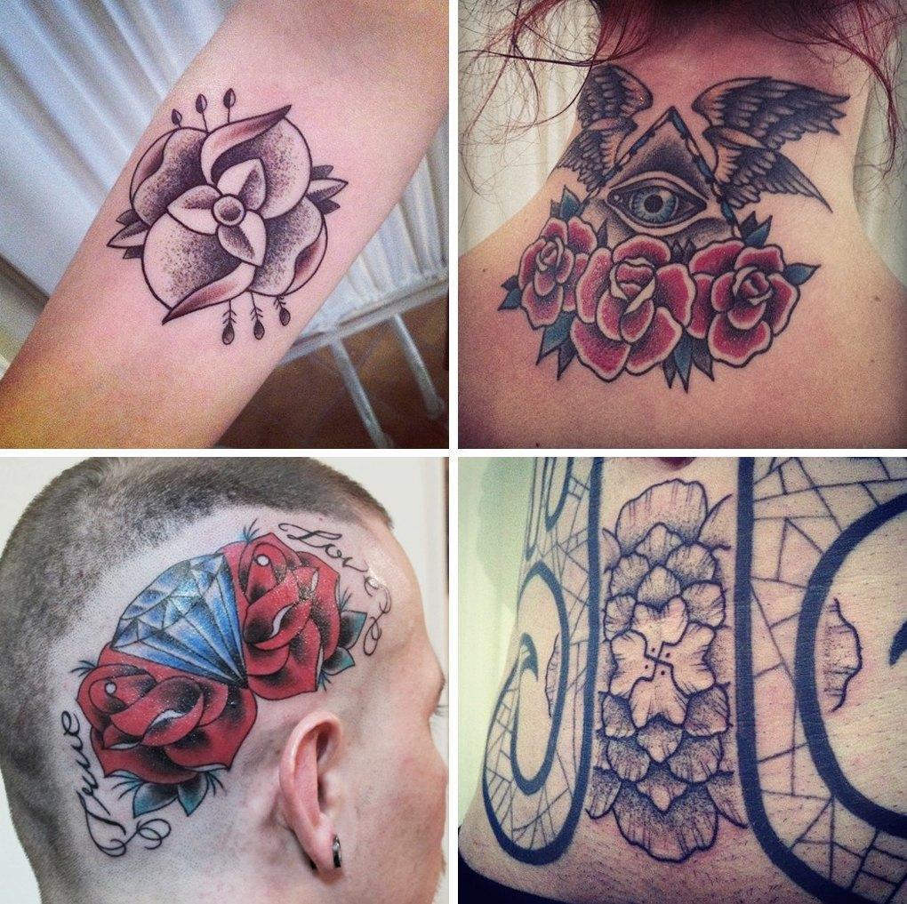 10 главных символов современной татуировки. Изображение № 10.