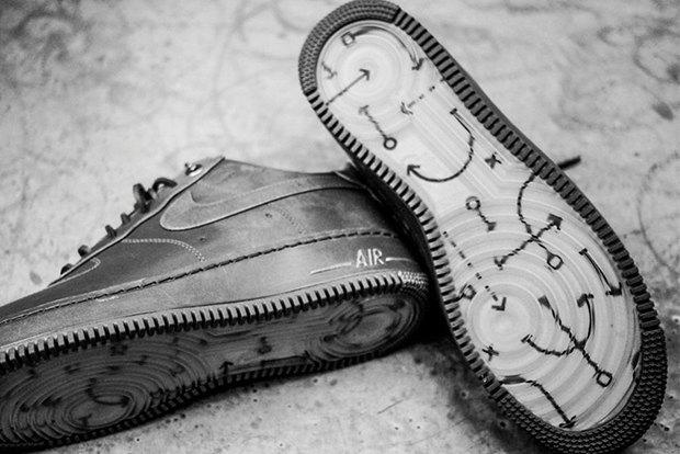 В сети появилось превью коллаборации Nike и Pigalle. Изображение № 7.