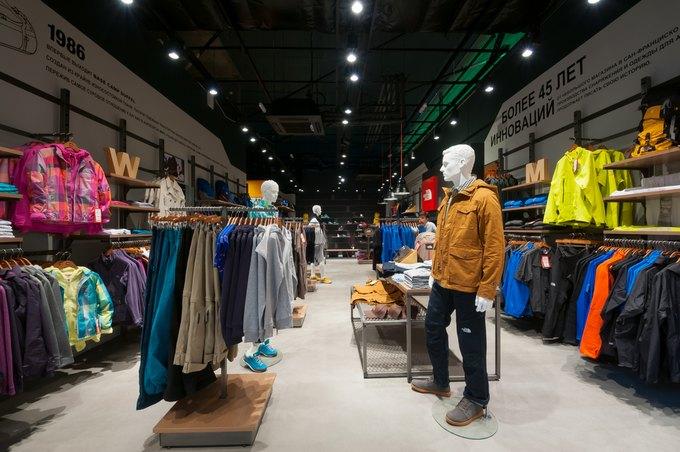 В Москве открылся первый официальный магазин марки The North Face. Изображение № 4.