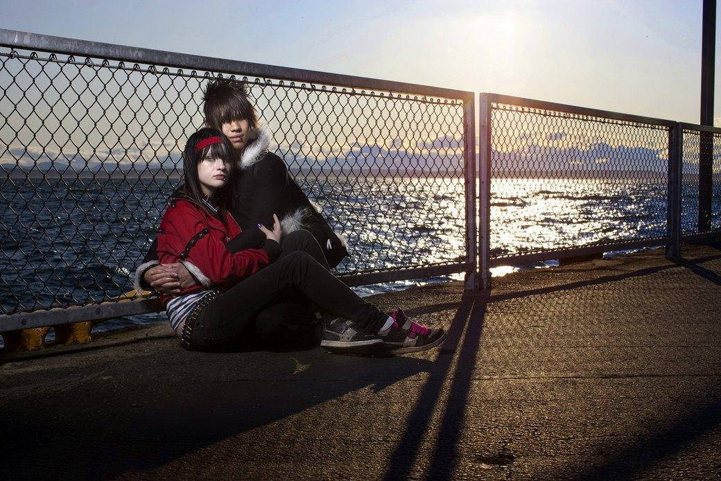 Нежный возраст: Подростки-гомосексуалы в фотопроекте Майкла Шарки. Изображение № 11.