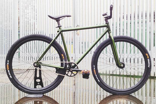 Новое направление в уличном велоспорте: CMX — гибрид Fixed Gear и BMX. Изображение № 1.