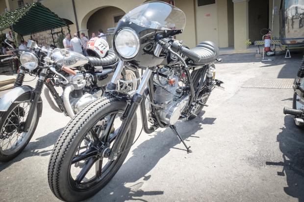 Мотоциклы производства Deus Ex Machina. Изображение № 8.