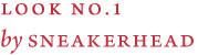 Соберись, тряпка: 3 осенних лука магазина Sneakerhead. Изображение № 1.