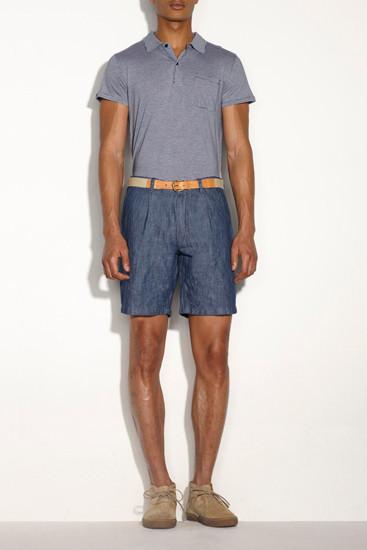Марка A.P.C. опубликовала лукбук новой коллекции одежды. Изображение № 13.