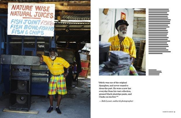 Вышла книга Clarks in Jamaica о популярности британской обувной марки на Ямайке. Изображение № 1.