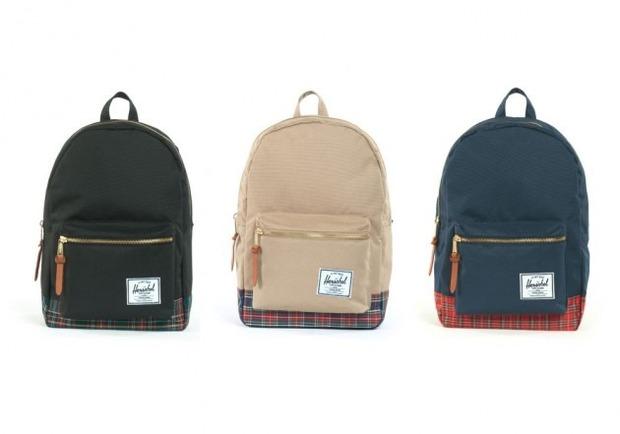 Канадская марка Herschel выпустила новую коллекцию рюкзаков линейки Holiday. Изображение №9.