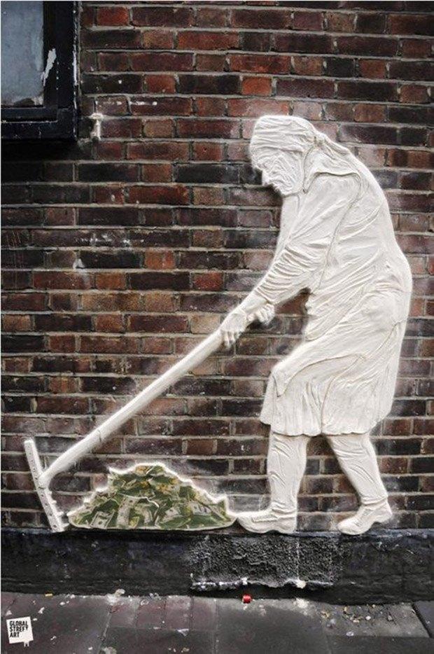 Google Street Art: Онлайн-музей граффити под открытым небом. Изображение № 40.