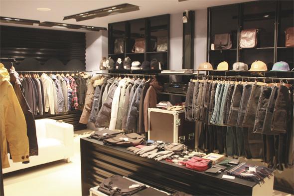 Новый магазин мужской одежды в Москве Proud Heart. Изображение № 2.