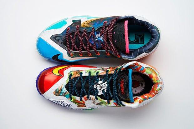 Nike анонсировали новую коллекцию кроссовок LeBron 11 и KD VI. Изображение № 1.