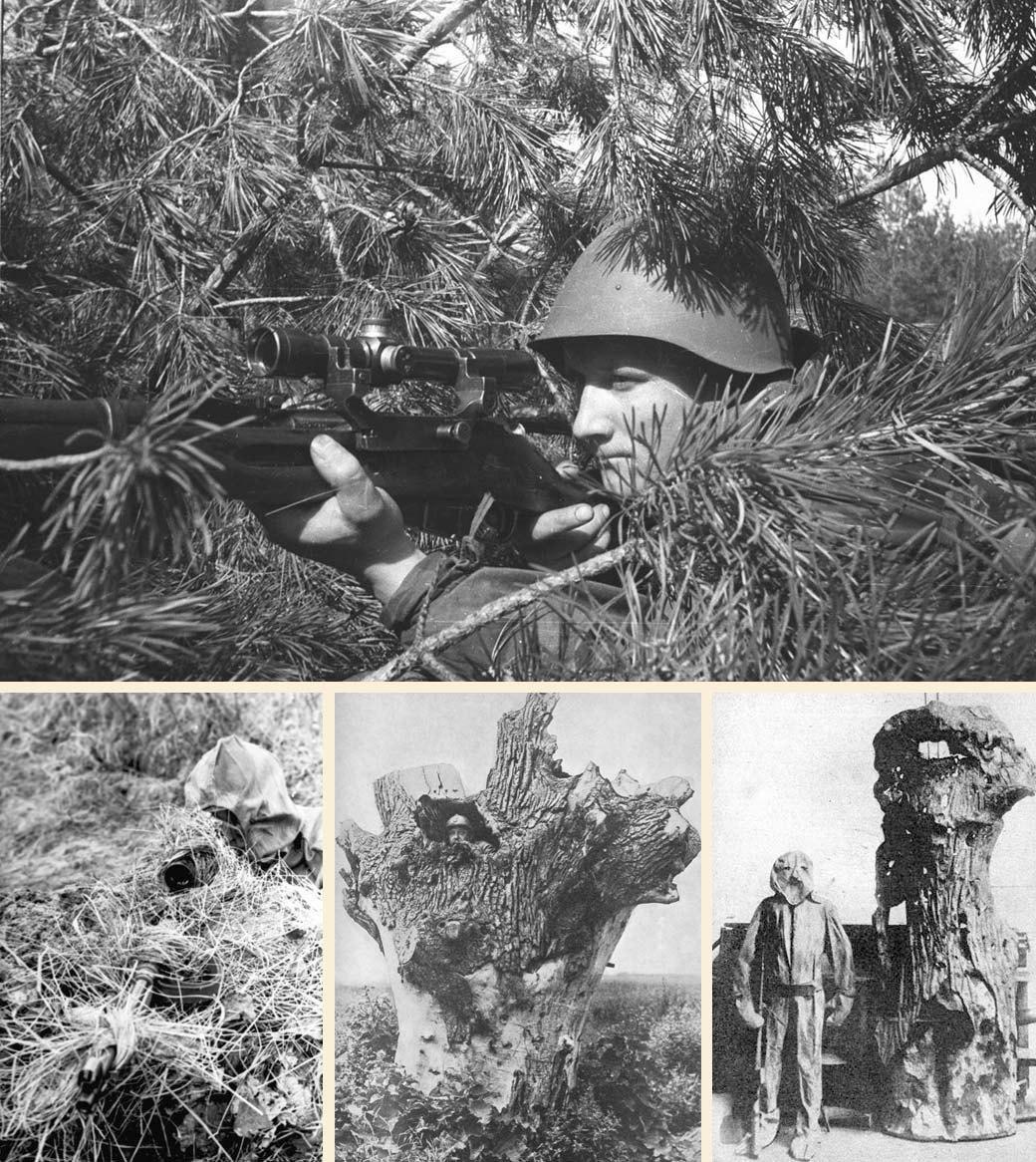 Фальшдеревья, секретные тоннели и другие снайперские уловки. Изображение № 2.