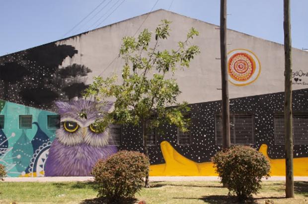 Google Street Art: Онлайн-музей граффити под открытым небом. Изображение № 34.