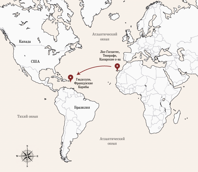 Одинокое плавание: 8 путешественников, пересекших Атлантику на весельной лодке. Изображение № 9.