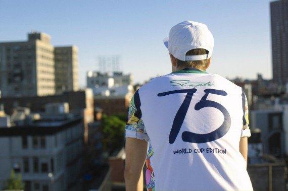 Марка Staple выпустила коллекцию одежды к чемпионату мира по футболу. Изображение № 10.