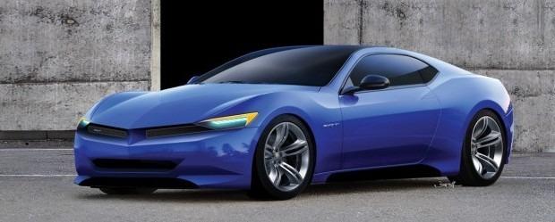 Стали известны подробности о новом маслкаре Plymouth Barracuda, выпускаемом компанией Chrysler. Изображение № 1.