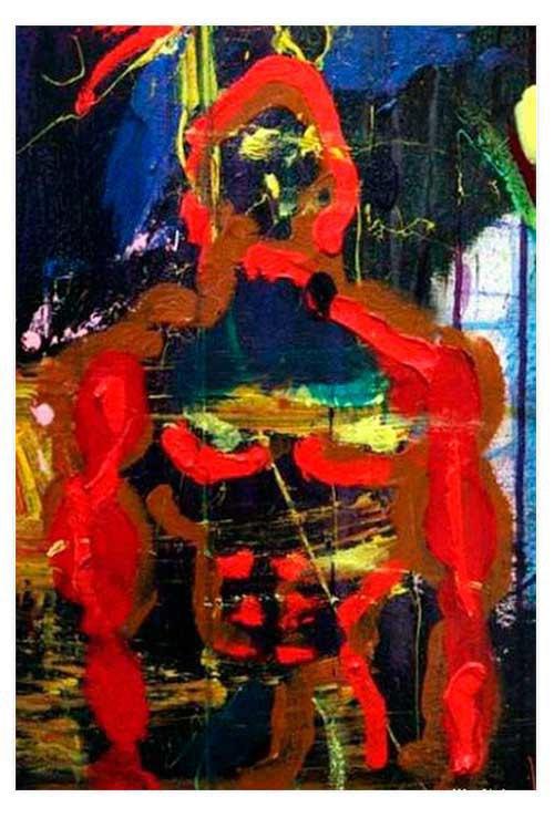 В Русском музее покажут работы Сильвестра Сталлоне. Изображение № 1.