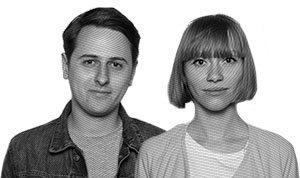 Личный состав: Таня и Миша, основатели радио Follow Me. Изображение № 1.