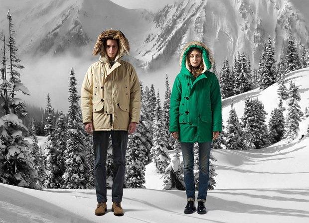 Марка Spiewak и магазин FOTT анонсировали совместную коллекцию одежды. Изображение № 2.