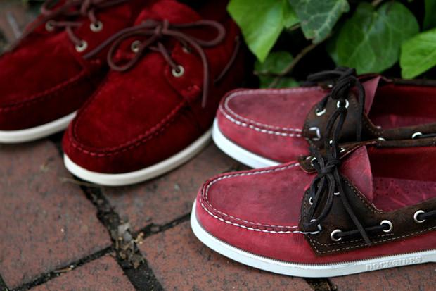 Дизайнер Ронни Фиг и марка Sebago выпустили капсульную коллекцию обуви. Изображение № 12.