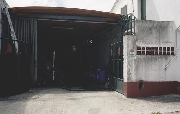 Репортаж с португальского завода по производству кожи. Изображение № 13.