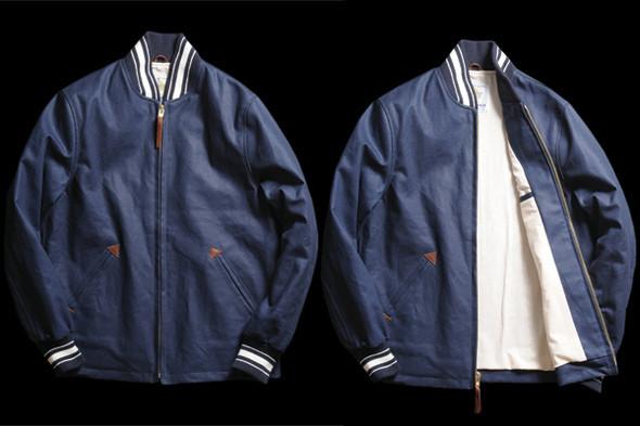 Изображение 2. Университетская куртка от Golden Bear.. Изображение № 2.