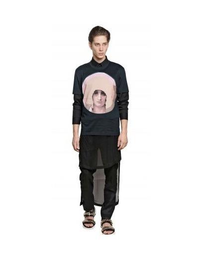 Givenchy выпустили коллекцию футболок с изображением Мадонны. Изображение № 31.