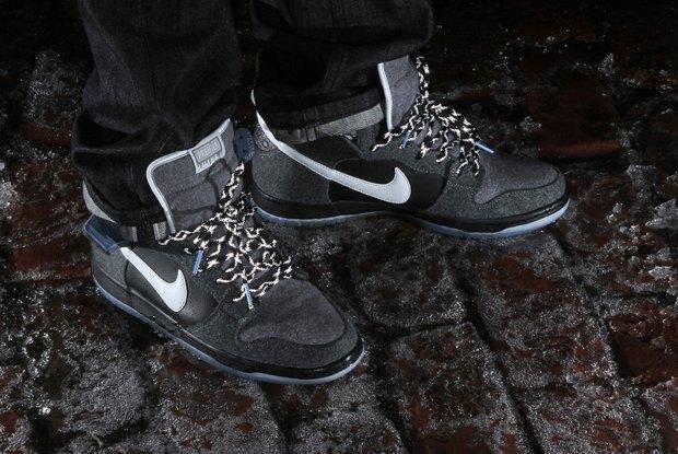 Магазин Premier и марка Nike выпустила совместную модель обуви SB Dunk Hi Premier SE. Изображение № 11.