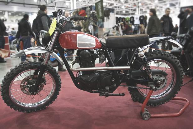 Лучшие кастомные мотоциклы выставки «Мотопарк 2012». Изображение №14.