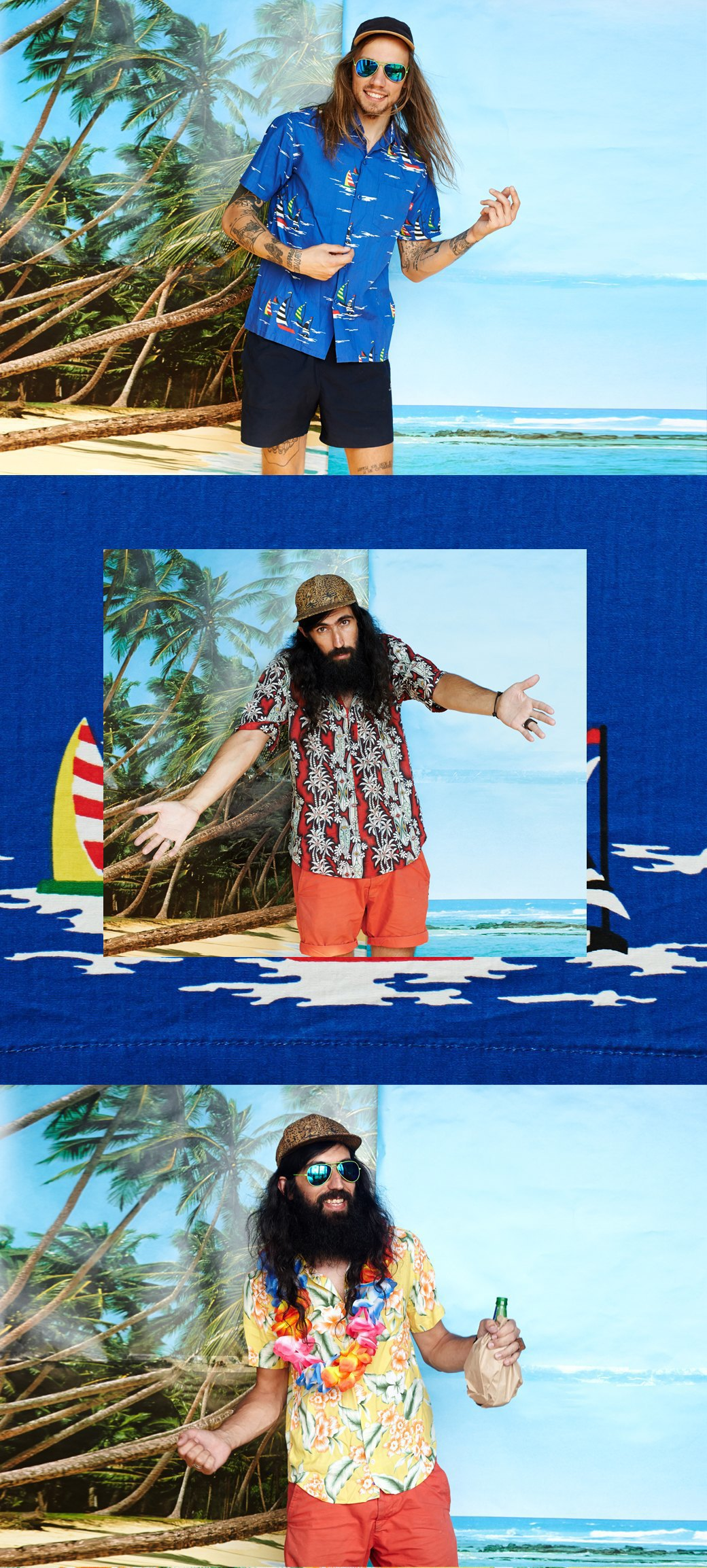 Гавайские рубашки: посвящение уходящему лету. Изображение № 3.