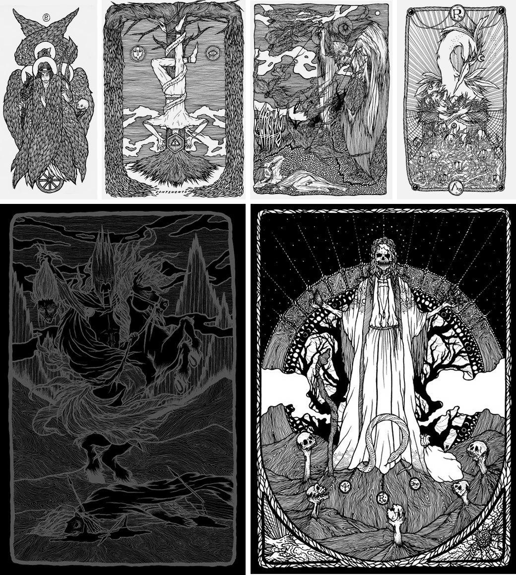 5 российских панк-художников, на которых стоит обратить внимание. Изображение № 3.