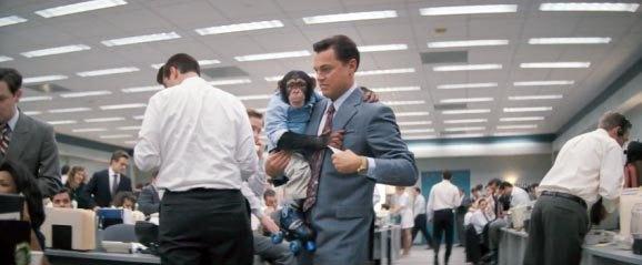 Зоозащитники потребовали запретить новый фильм Скорсезе, травмировавший психику шимпанзе. Изображение № 1.