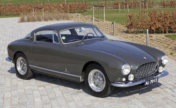 1955 Ferrari 250 GT Europa. Изображение № 8.