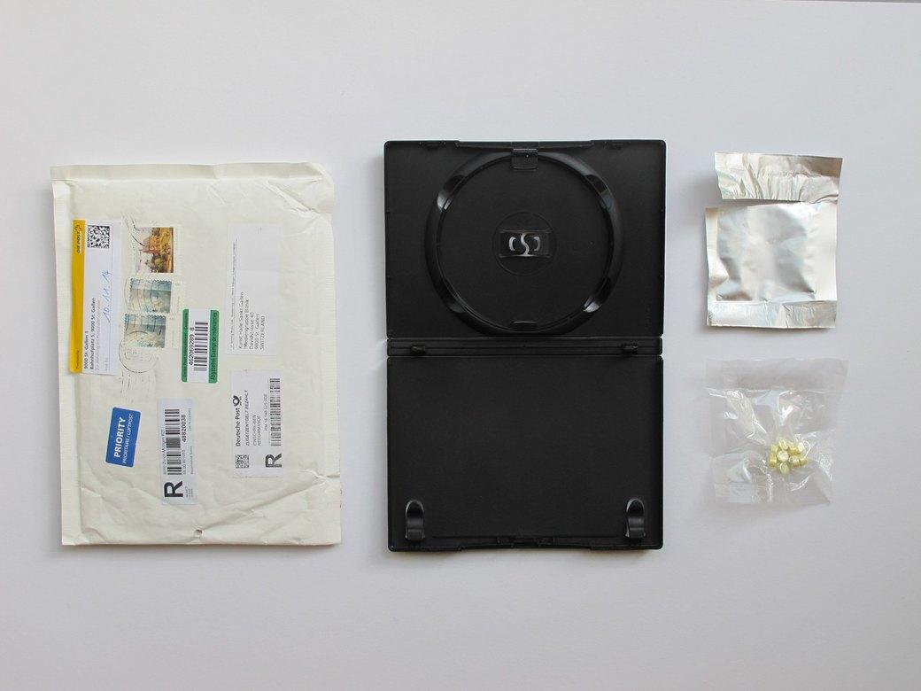 Кроссовки, наркотики, отмычки: Что купил бот в тёмном интернете. Изображение № 8.