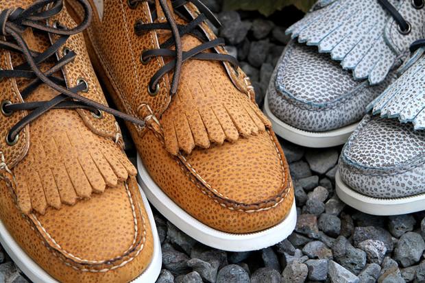 Дизайнер Ронни Фиг и марка Sebago выпустили капсульную коллекцию обуви. Изображение № 7.