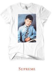 Принять на грудь: Эксперты уличной моды о принтах на футболках. Изображение № 33.