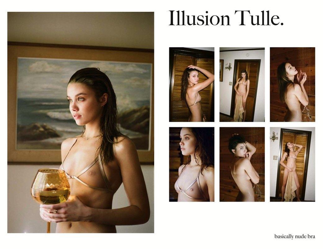 Эротический фотограф Хенрик Пурьенн снял лукбук женского белья для марки For Love & Lemons. Изображение № 24.