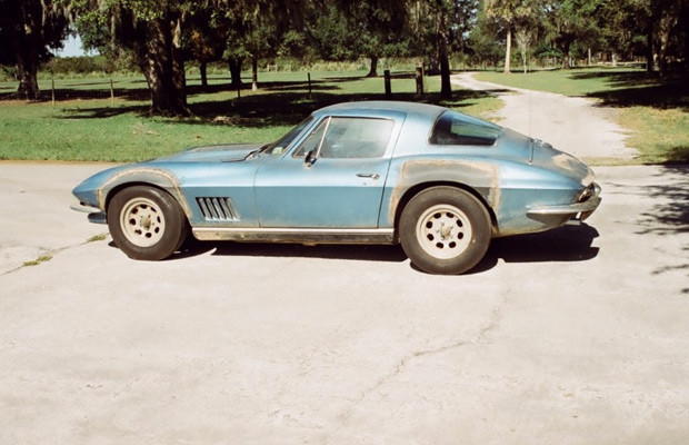 Автомобиль Нила Армстронга выставлен на аукцион eBay . Изображение №1.
