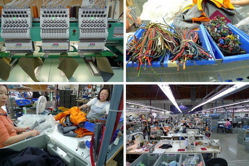 10 репортажей с фабрик одежды и обуви: Alden, Barbour и другие изнутри. Изображение № 10.