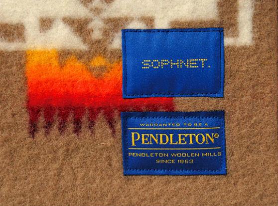 Совместная коллекция марок SOPHNET и Pendleton. Изображение № 7.