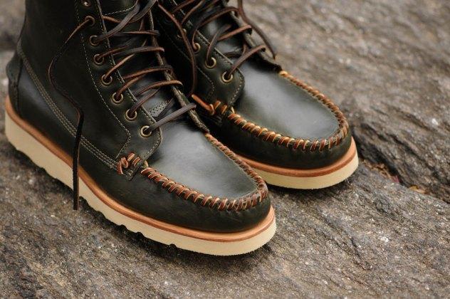 Марка Sebago и дизайнер Ронни Фиг выпустили совместную коллекцию обуви. Изображение № 9.