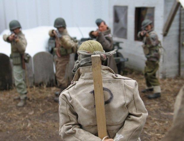 Роберт Земекис снимет фильм об амнезии и игре в солдатики. Изображение № 1.