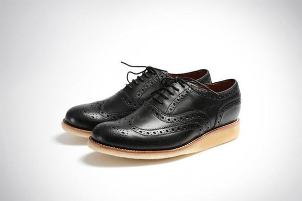 Новая коллекция обуви Grenson осень-зима 2011. Изображение №1.