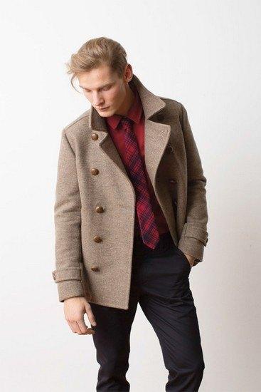 Марка Pendleton выпустила лукбук осенней коллекции одежды. Изображение № 1.