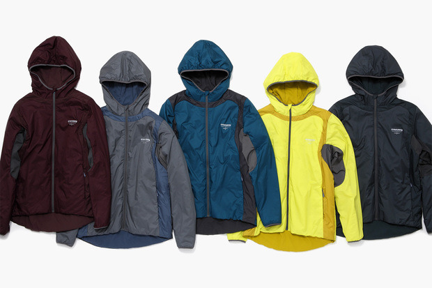 Nike и Undercover выпустили совместную коллекцию одежды линейки Gyakusou . Изображение №6.