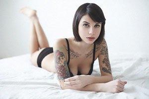Как татуировки стали частью массовой культуры: Все статьи FURFUR о новых стилях и героях. Изображение № 24.