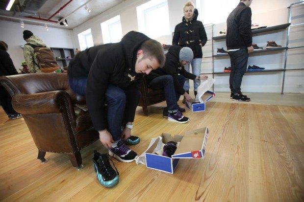 Московский магазин Sneakerhead переехал в новое помещение. Изображение № 16.